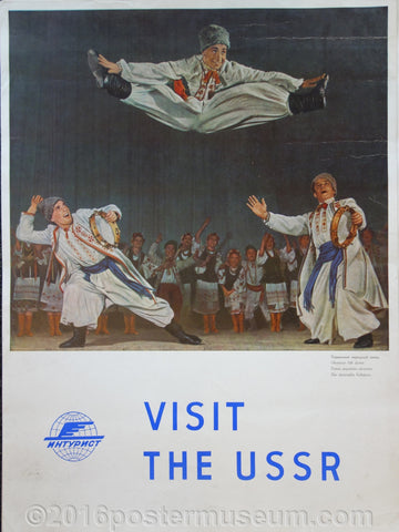 Visit the USSR