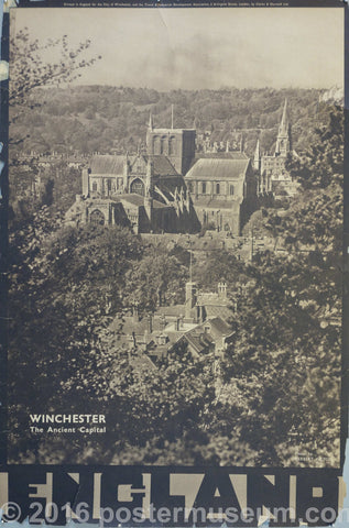 ENGLAND- Winchester