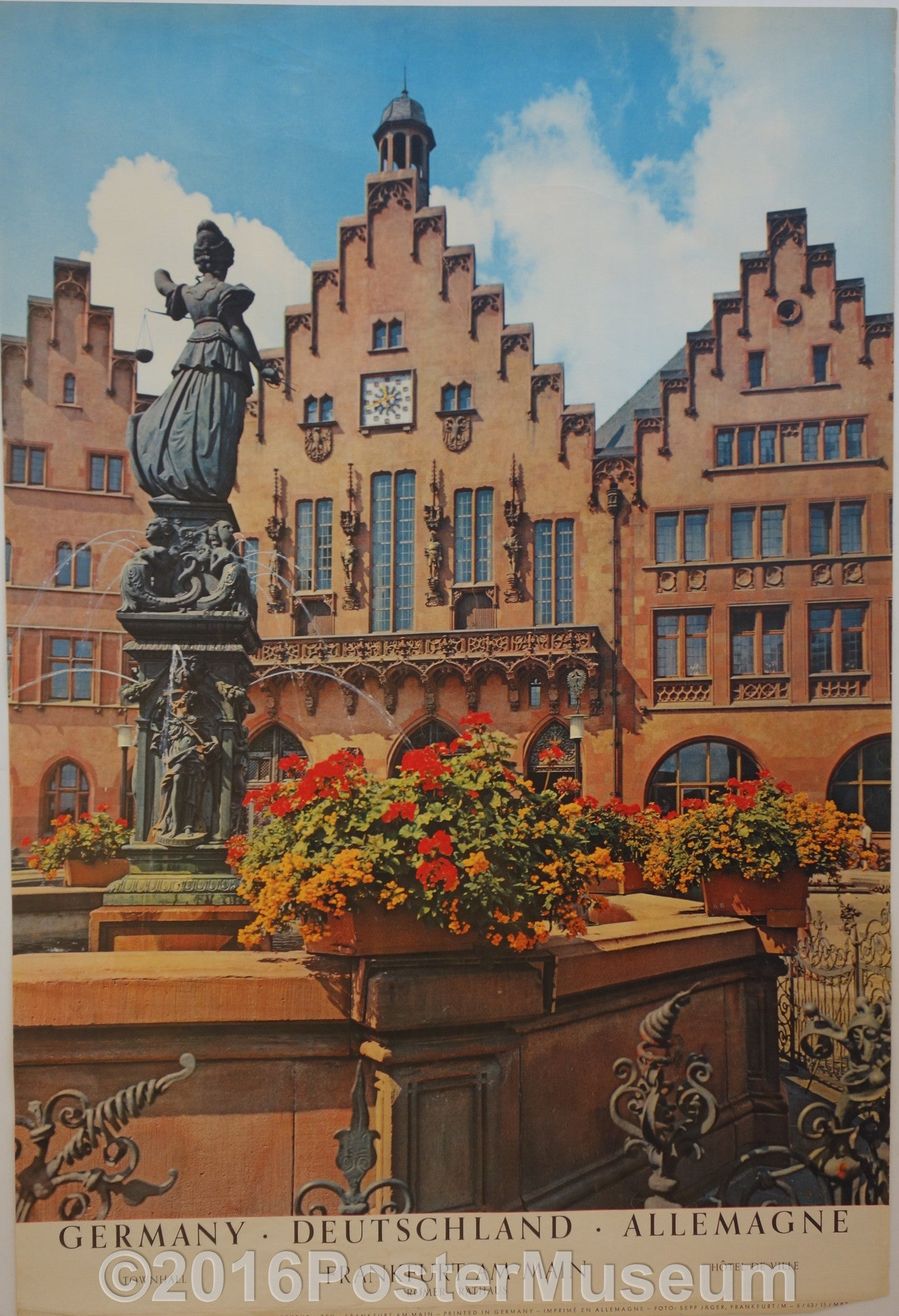 Frankfurt Am Main (Town Hall)