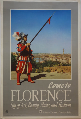 Come to Florence