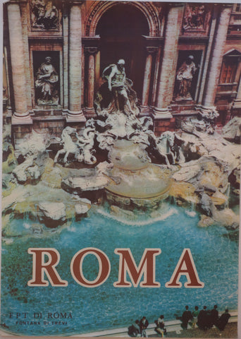 Roma, Fountain of Trevi