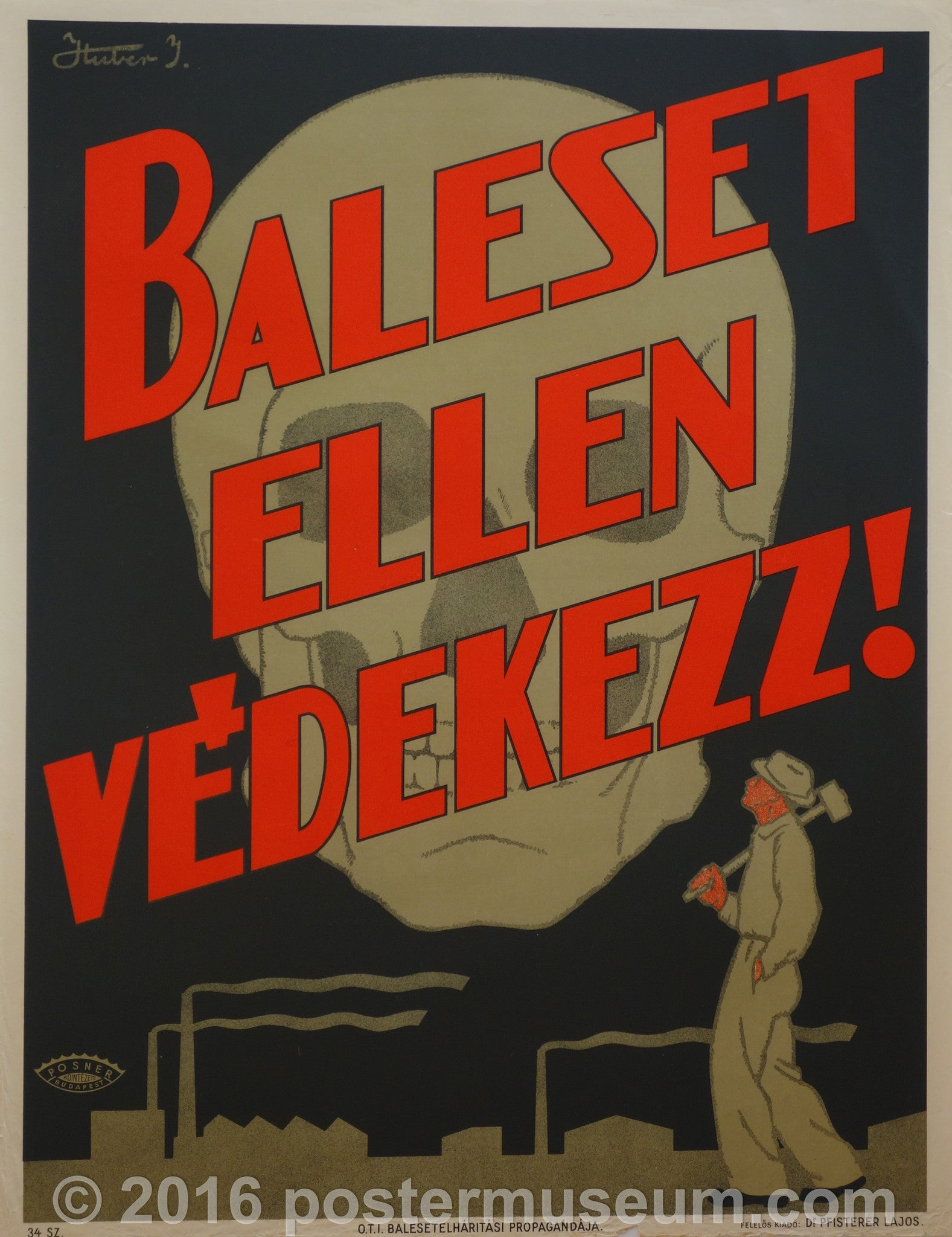 Baleset Ellen Vedekezz! (Guard Against Accidents)
