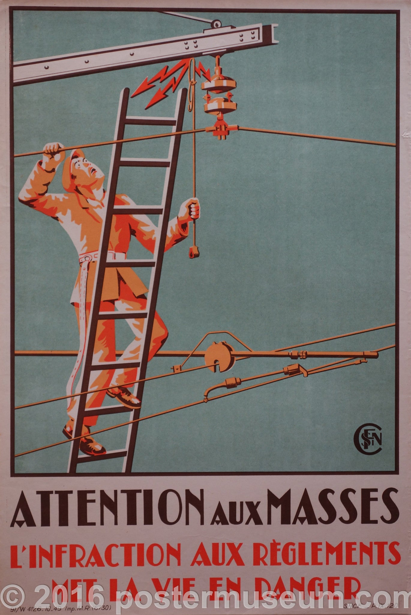 Attention aux masses