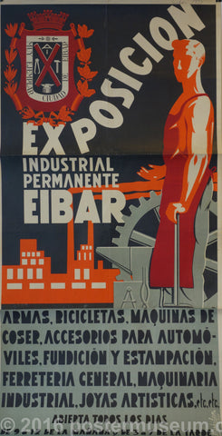 Exposition Industrial Permanente Eibar