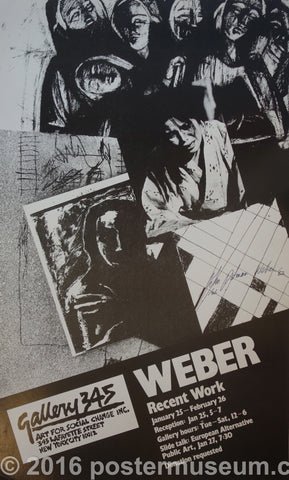 Weber Art For Social Change