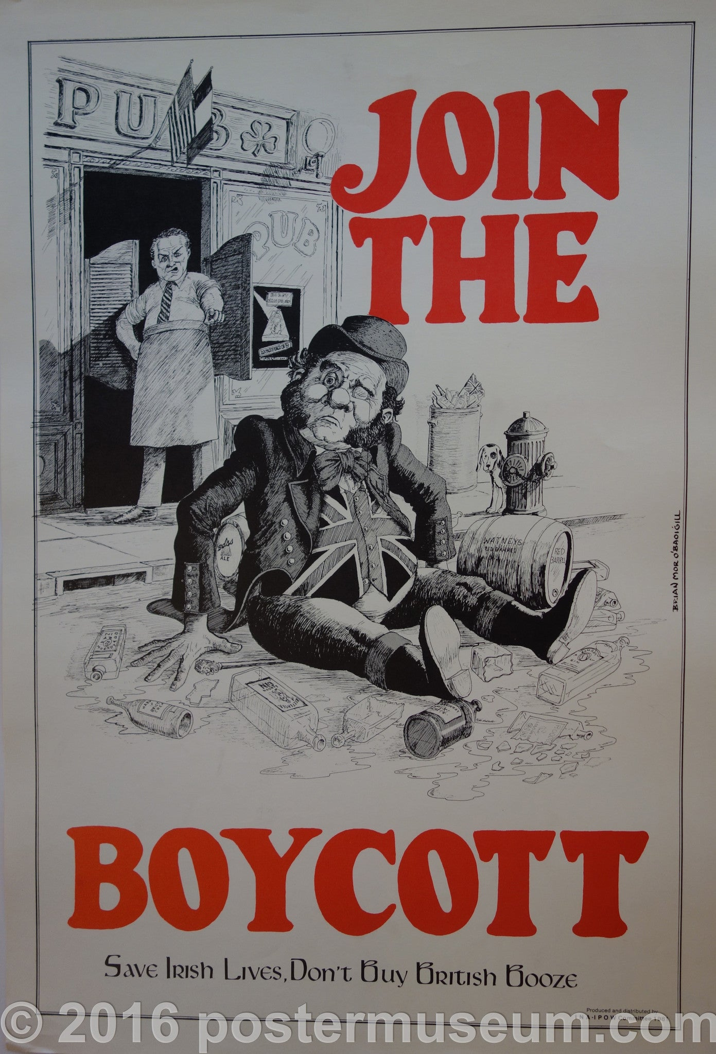 Join The Boycott