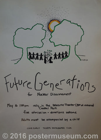 Future Generations for Nuclear Disarmament