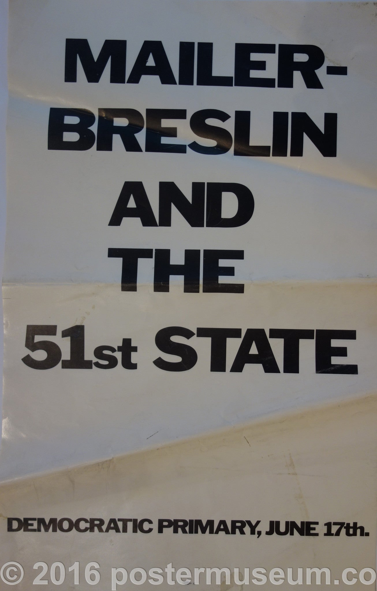 Mailer-Breslin And The 51st State