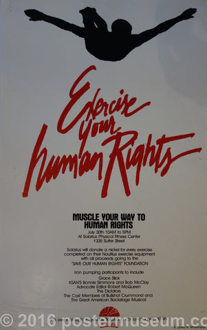 Exercise Your Human Rights