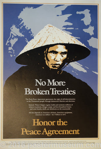No More Broken Treaties