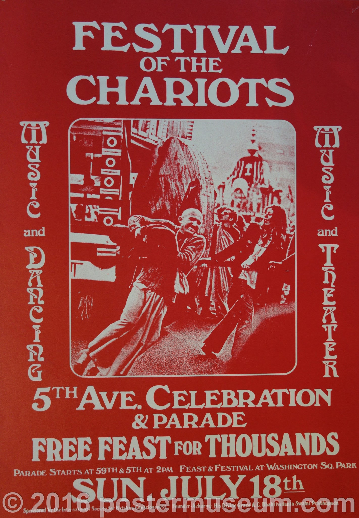 Festival of the Chariots