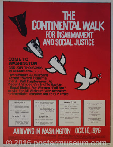 The Continental Walk