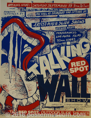 The Talking Wall Show