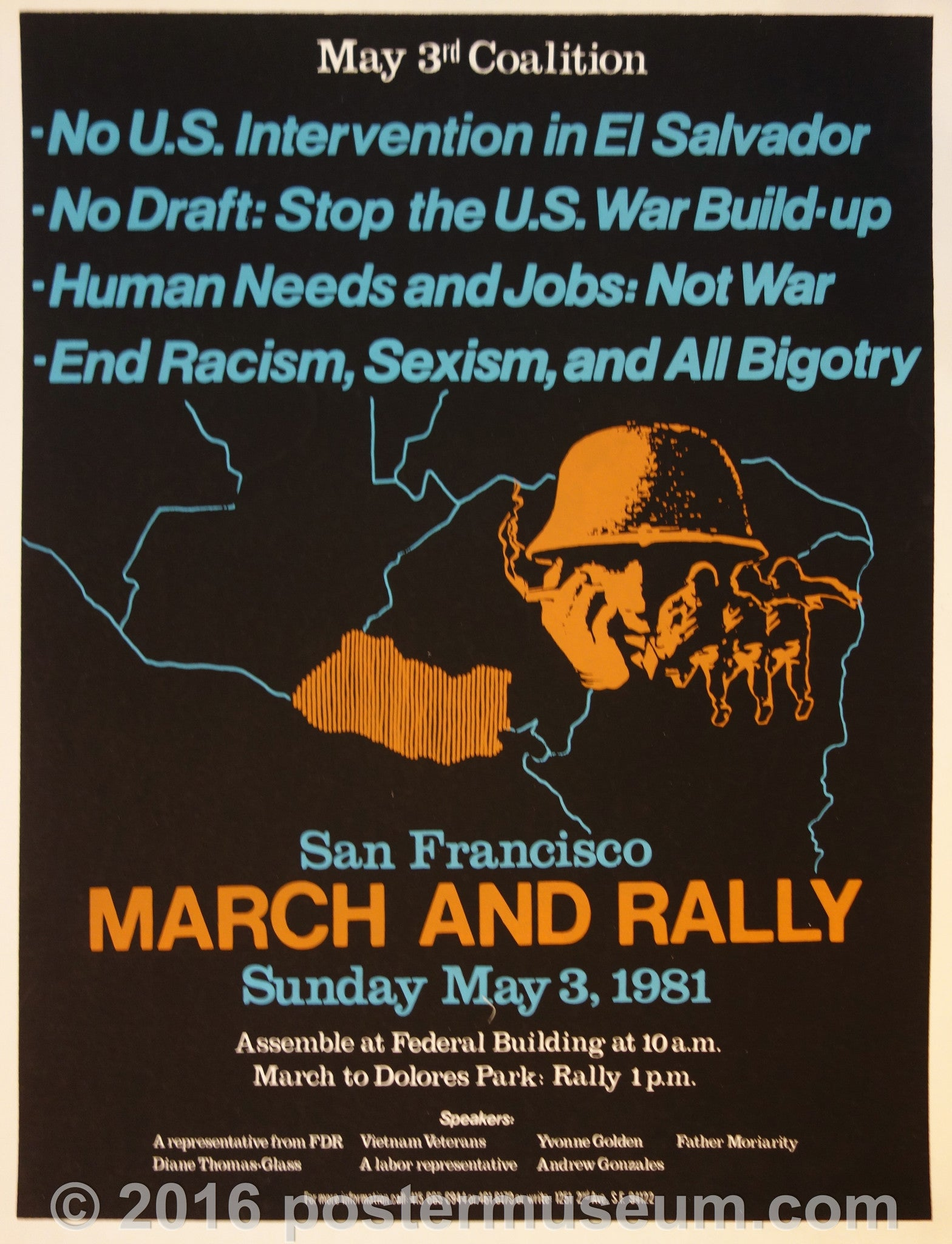 March and Rally