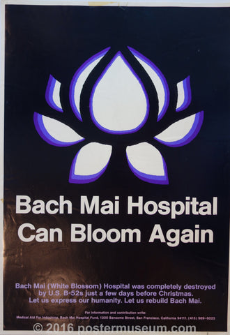 Bach Mai hospital can bloom again