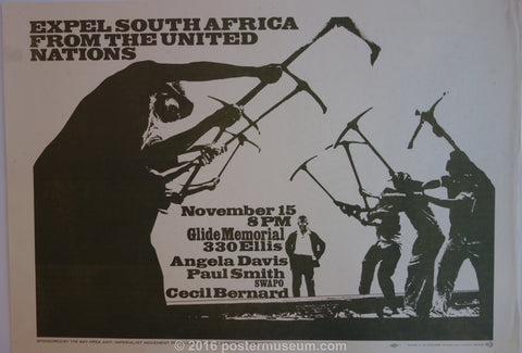 Expel South Africa from the United Nations