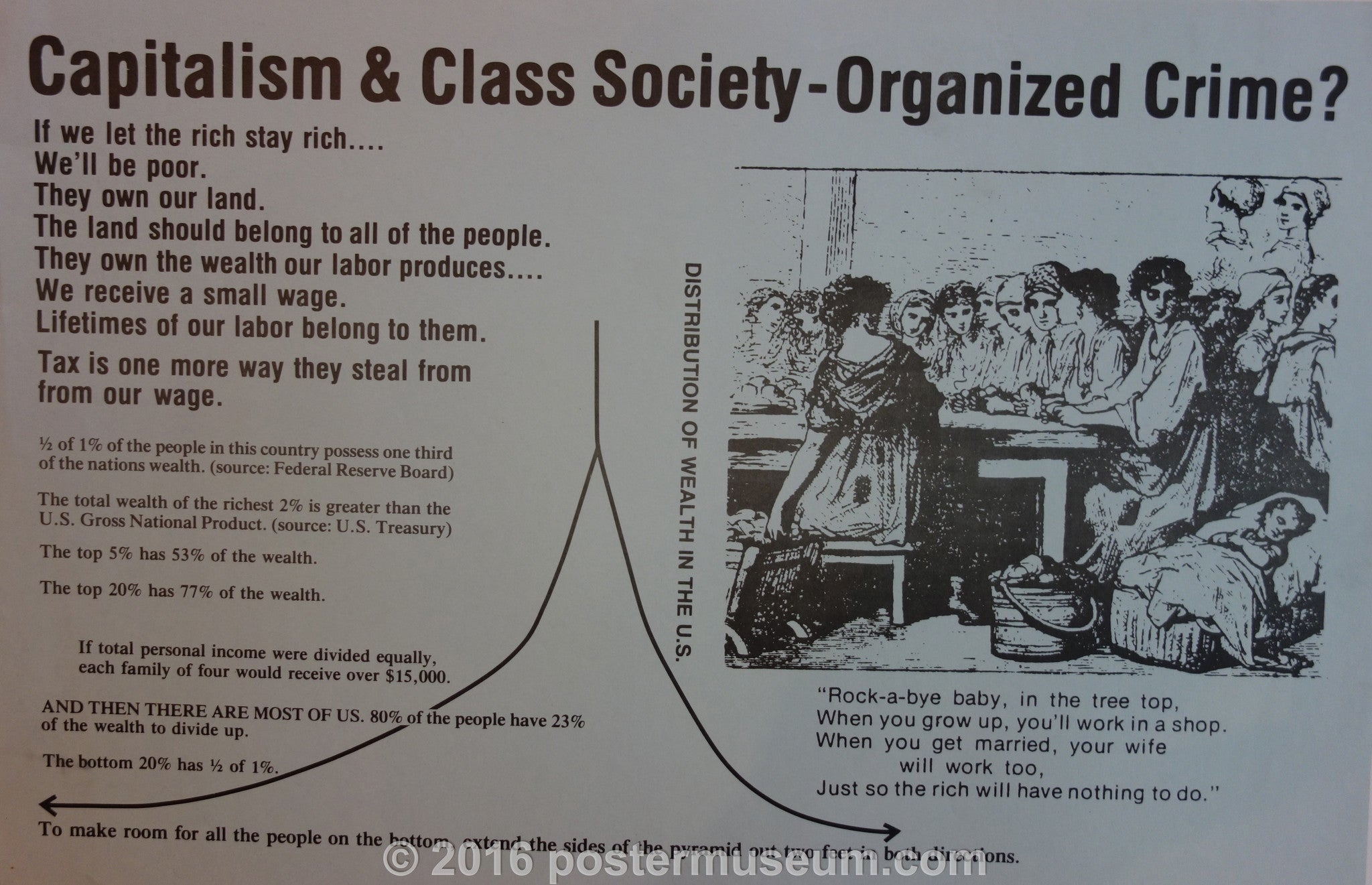 Capitalism& Class Society- Organized Crime?