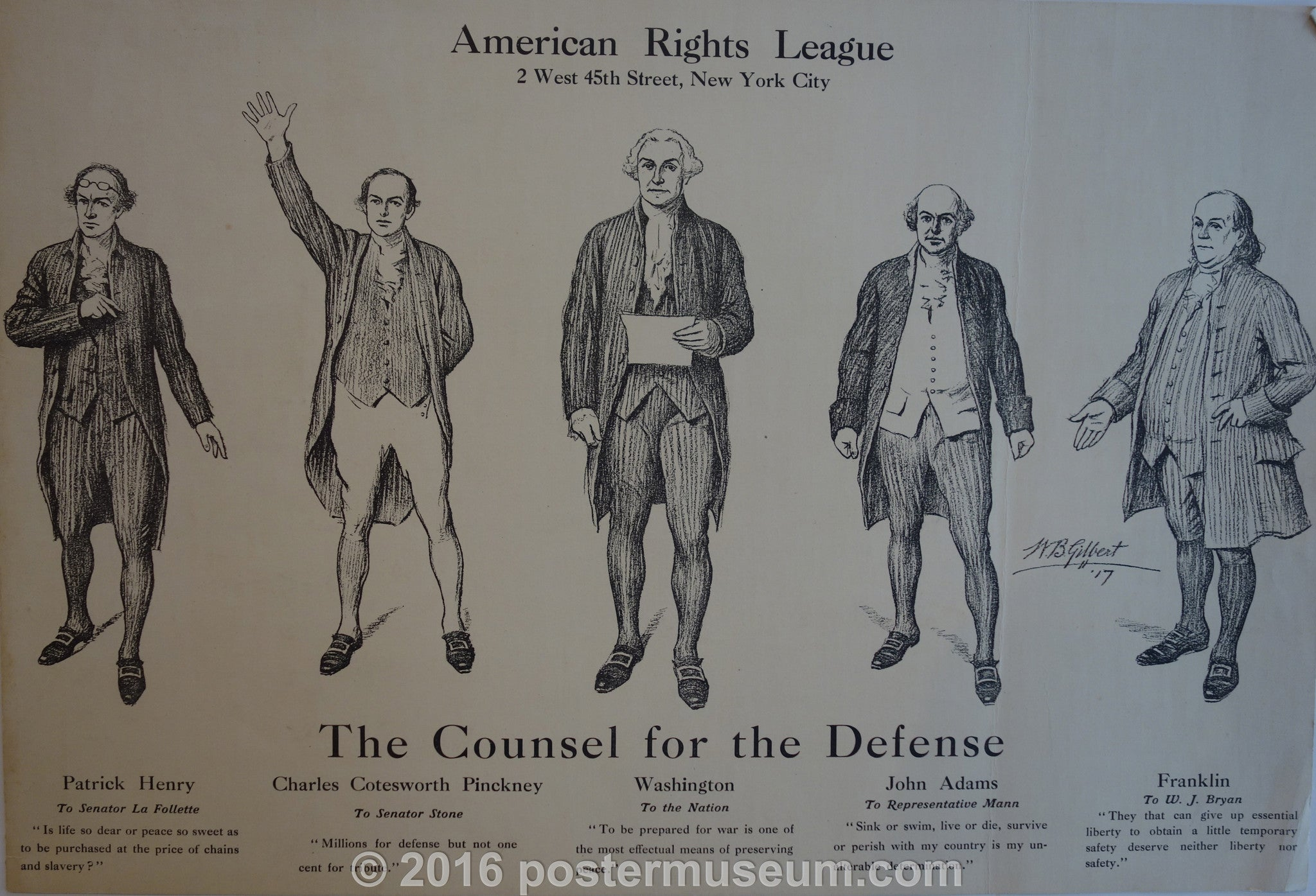 American Rights League