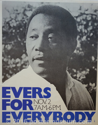 Evers For Everybody