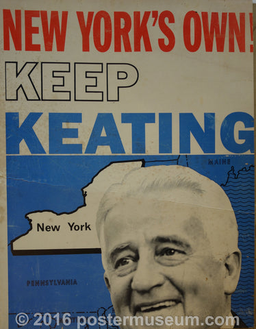 New York's Own! Keep Keating