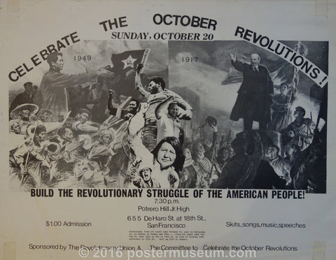 Build The Revolutionary Struggle Of The American People