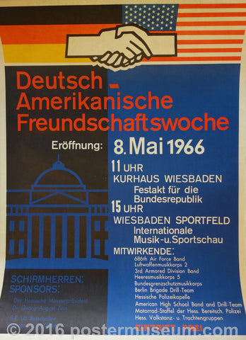 German American Friendship Week