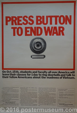 Press Button to End War