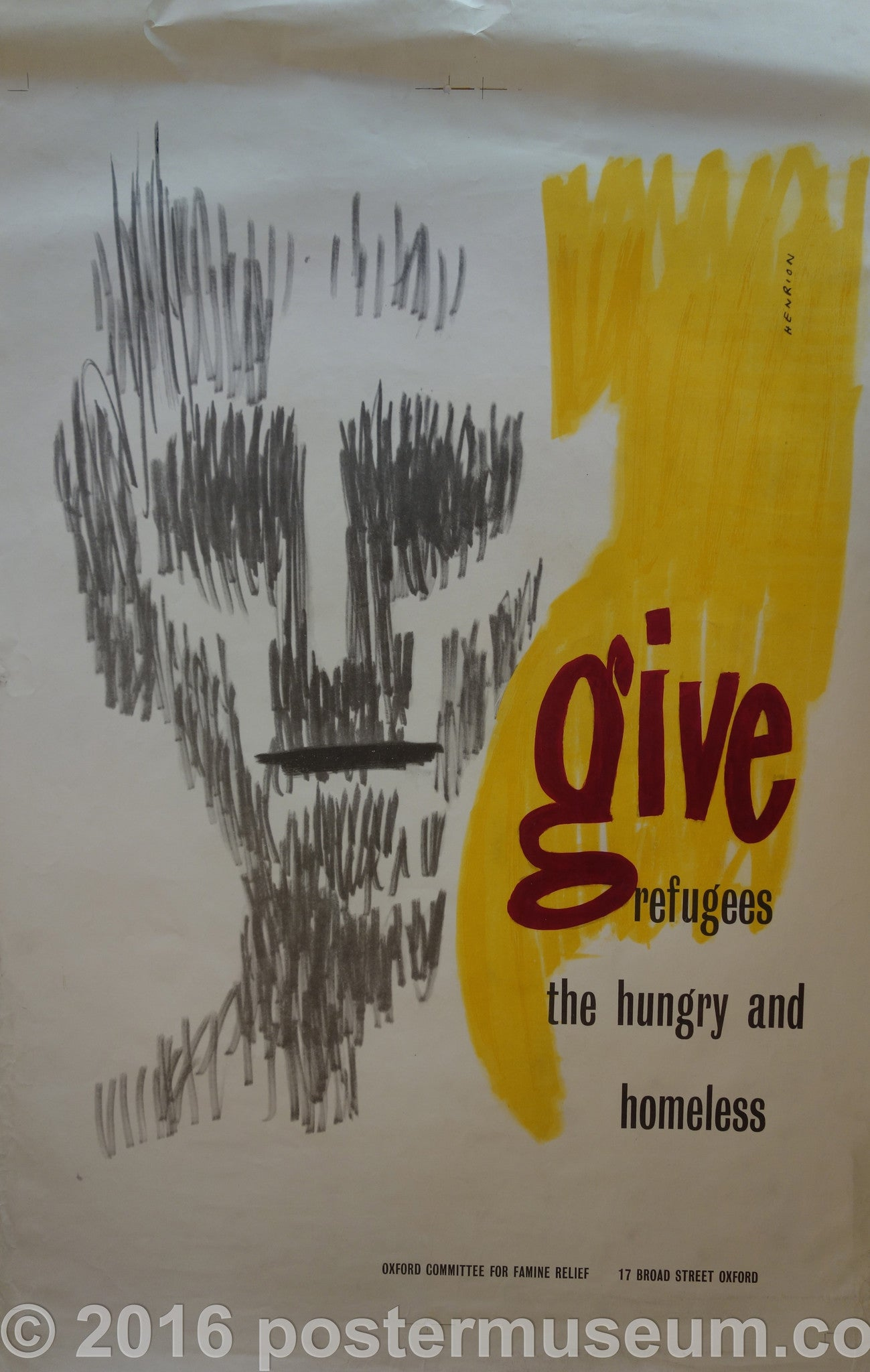 Give Refugees The Hungry And Homeless