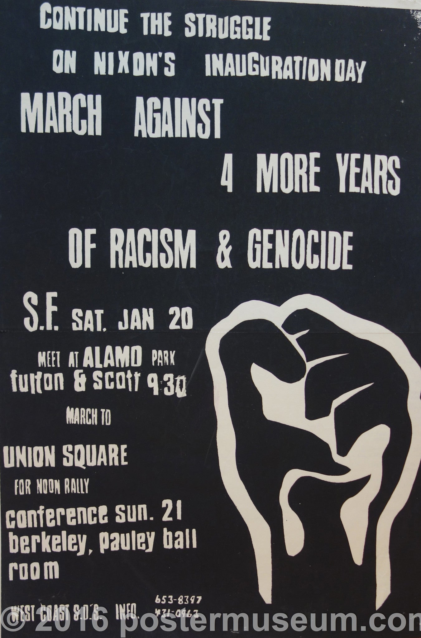 March Against Racism & Genocide