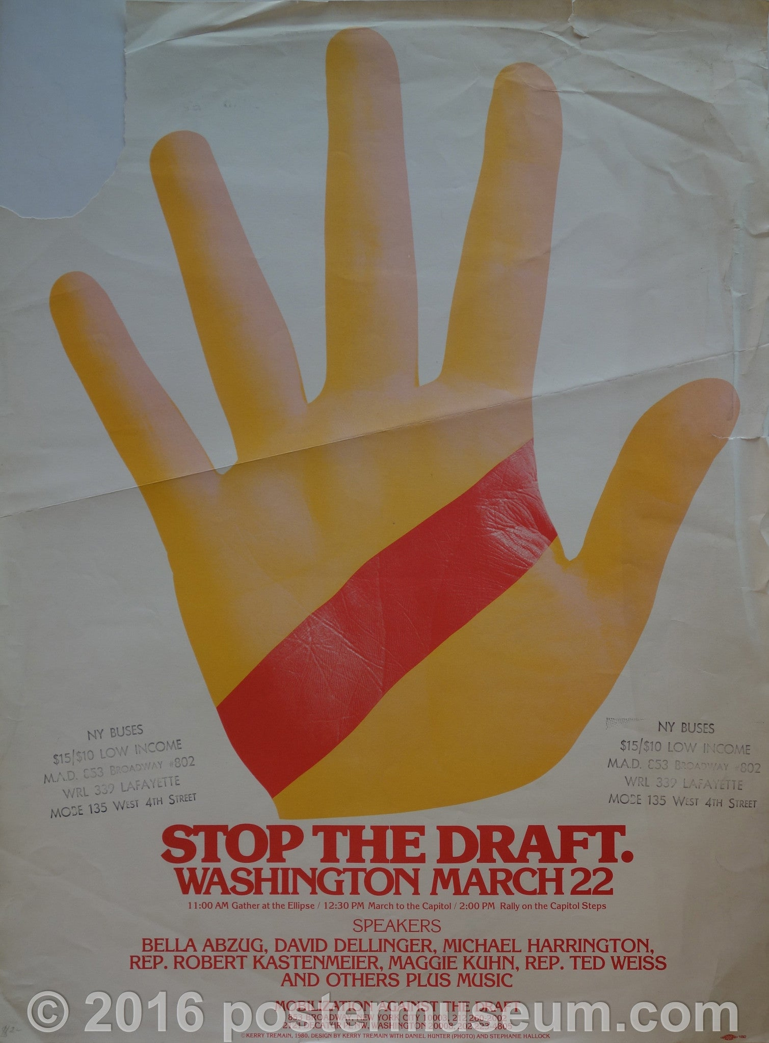 Stop The Draft