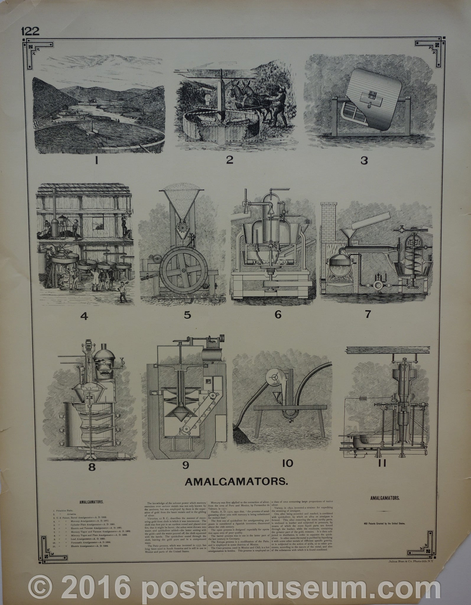 Blast furnaces and iron and steel furances