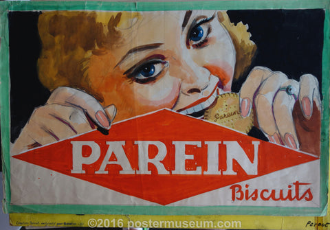Parein Biscuits