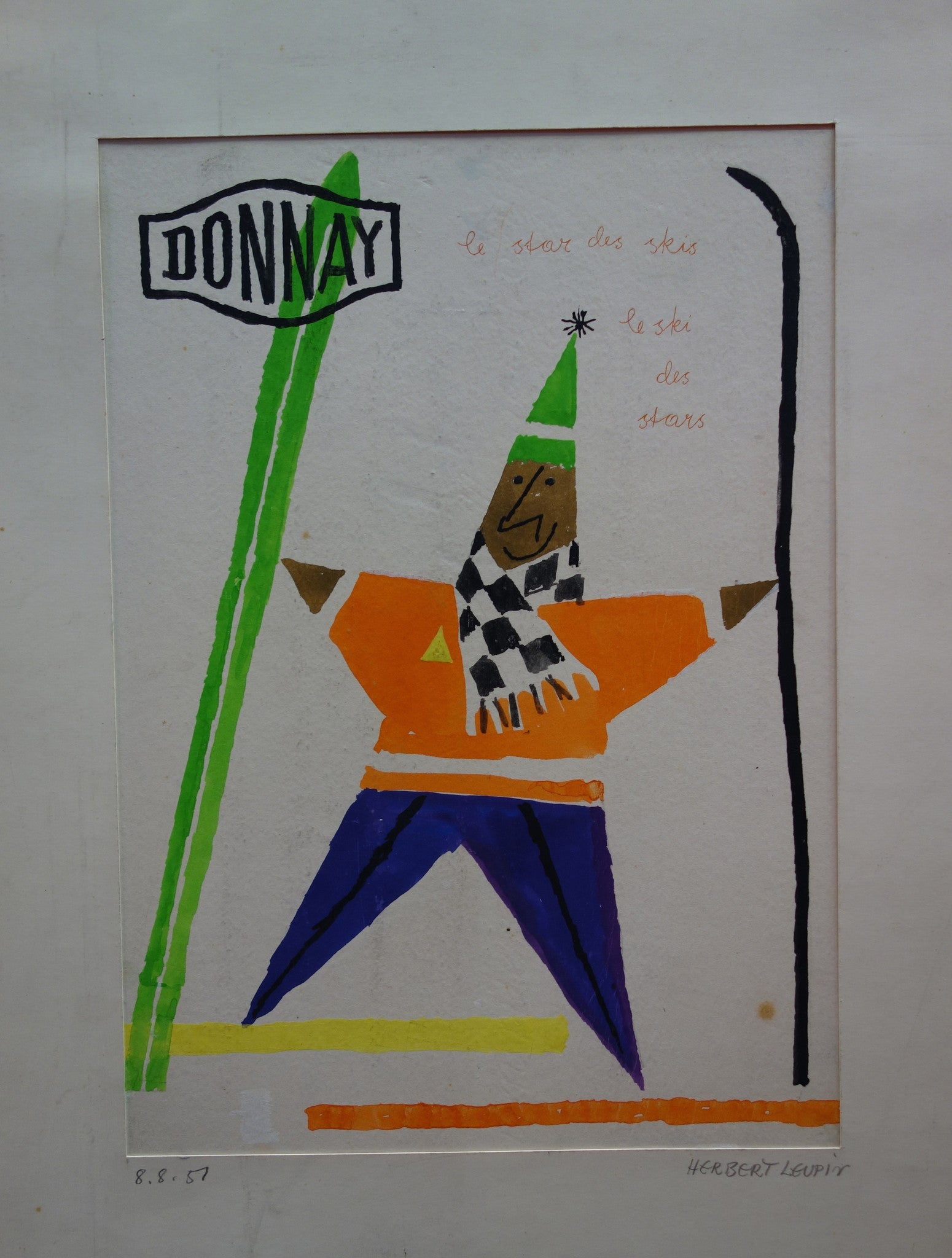 Donnay (Signed)