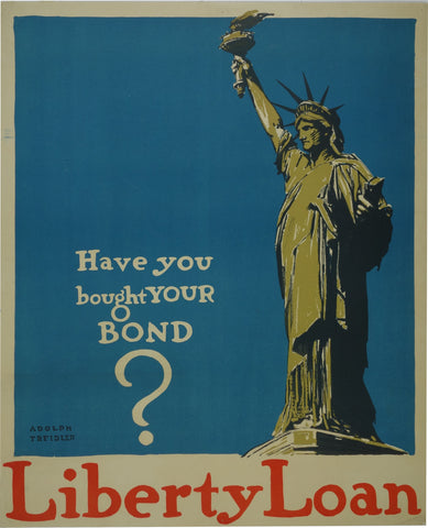 Have You Bought Your Bond?