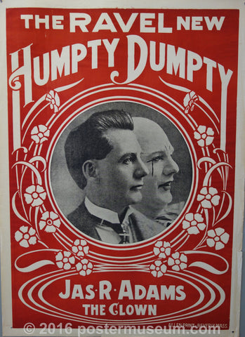 Red Humpty Dumpty