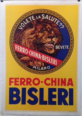 Ferro-China Bisleri