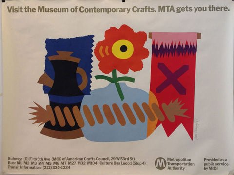 MTA Museum of Contemporary Crafts