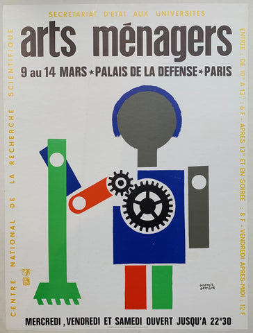 Arts Menagers 9 Au 14 Mars - Palais de la Defense Paris