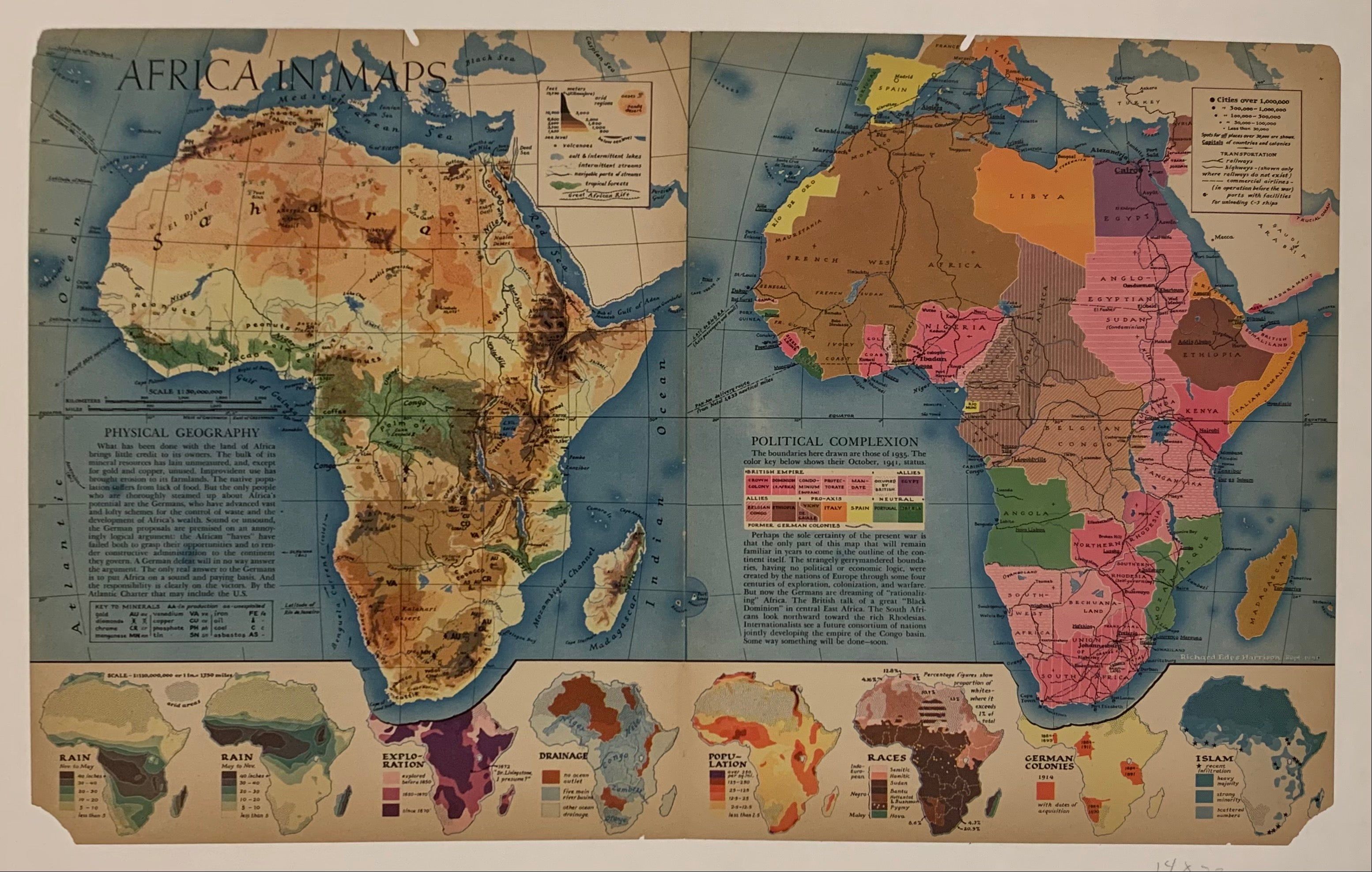 Africa in Maps