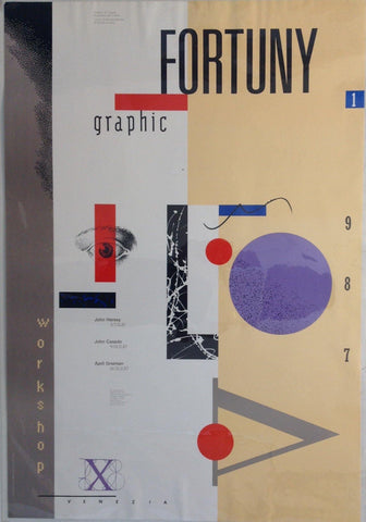 Fortuny Graphic