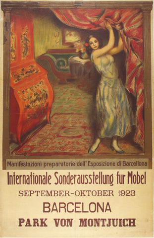 Internationale Sonderausstellung fur Mobel