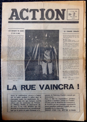Action Newspaper # 2