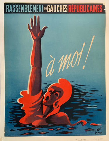 French War Poster
