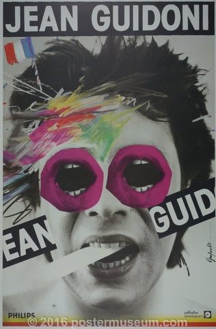 Jean Guidoni Poster