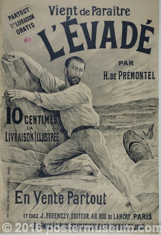 L'Evadé (The Fugitive)