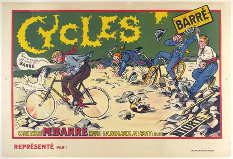 Cycles Barré