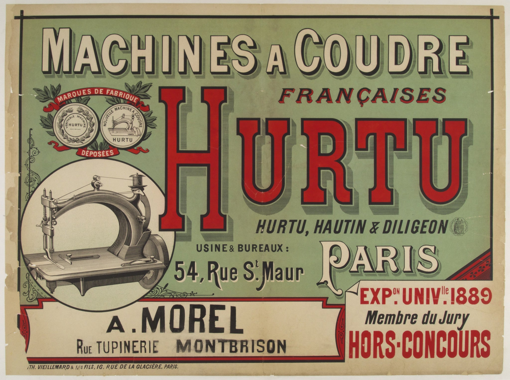 Hurtu Sewing Machines