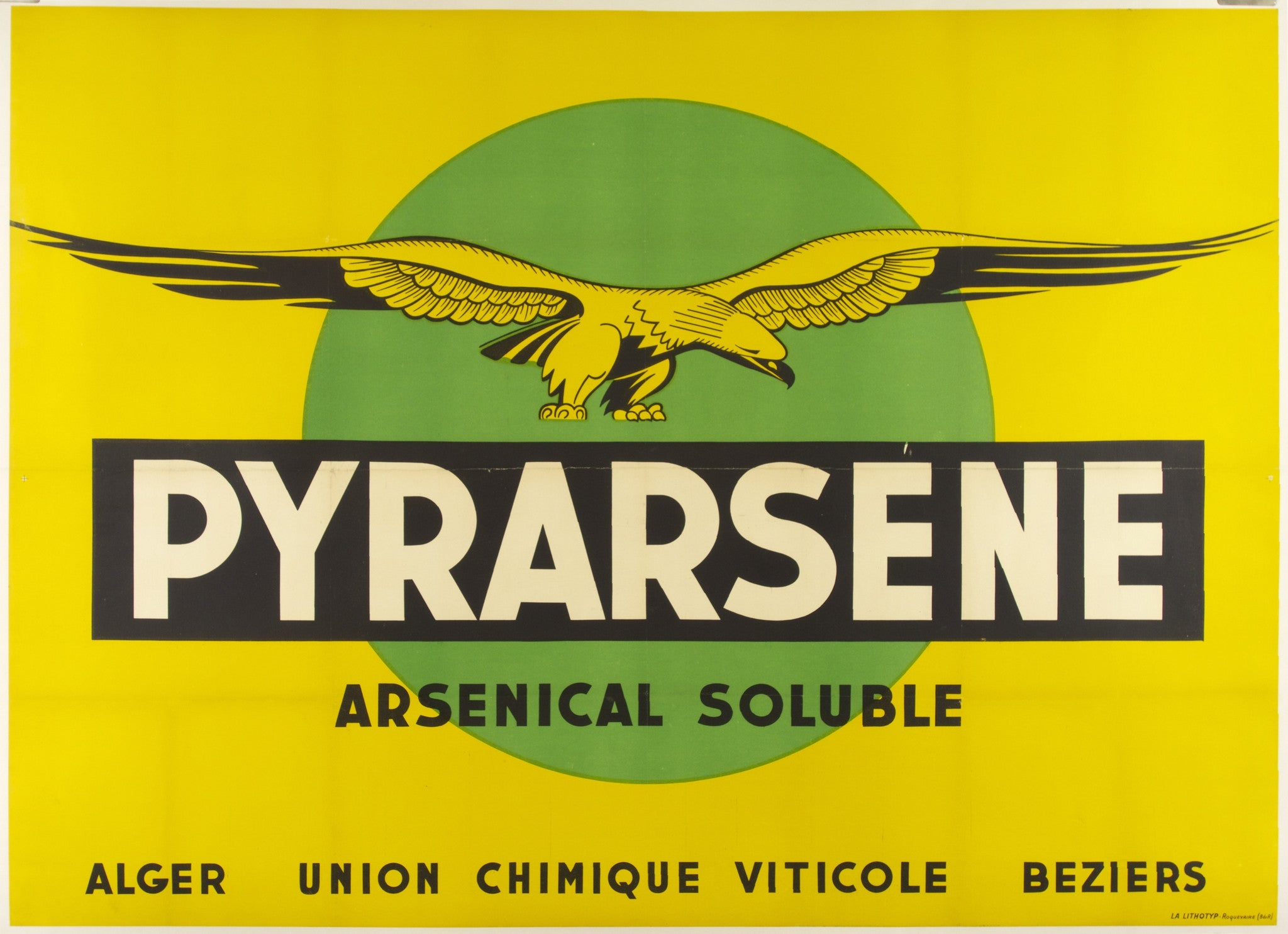 Pyrarsene Arsenical Soluble
