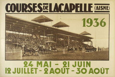 Courses de Lacapelle