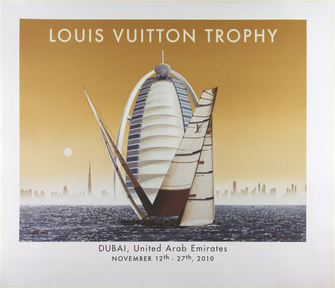 Louis Vuitton Trophy - Dubai